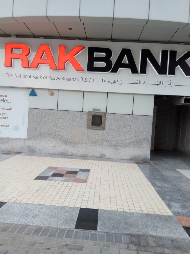 dubaj rak bank