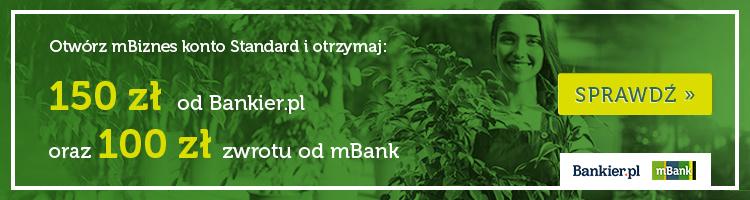 mbank konto firmowe promocja